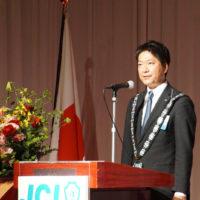 創立55周年未来ビジョン趣旨説明 青木誠理事長
